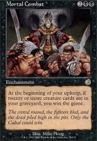 Torment Foil: Mortal Combat