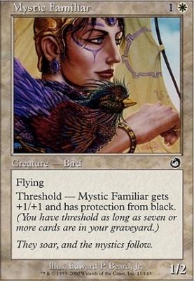 Torment Foil: Mystic Familiar