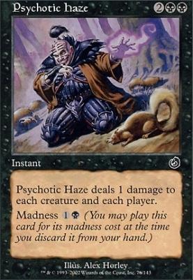 Torment Foil: Psychotic Haze