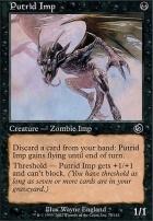 Torment Foil: Putrid Imp