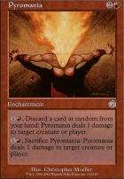 Torment Foil: Pyromania
