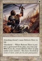 Torment Foil: Reborn Hero