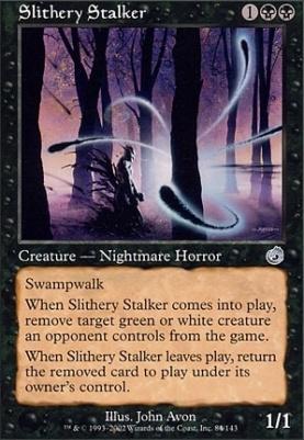 Torment: Slithery Stalker