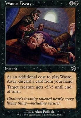 Torment Foil: Waste Away