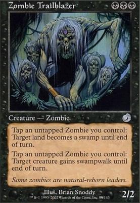 Torment: Zombie Trailblazer