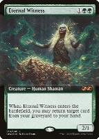 Ultimate Box Topper: Eternal Witness