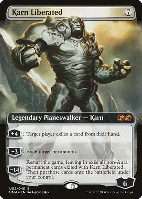 Ultimate Box Topper: Karn Liberated