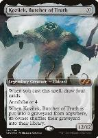 Ultimate Box Topper: Kozilek, Butcher of Truth