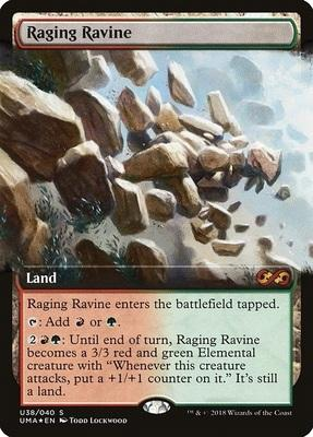 Ultimate Box Topper: Raging Ravine
