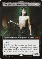 Ultimate Box Topper: Tasigur, the Golden Fang