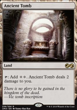 Ultimate Masters: Ancient Tomb