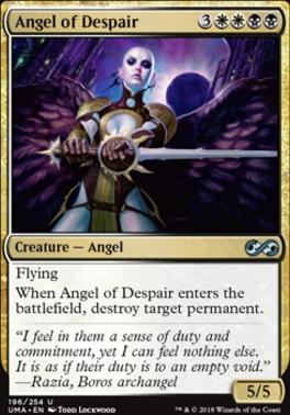 Ultimate Masters: Angel of Despair