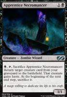 Ultimate Masters Foil: Apprentice Necromancer