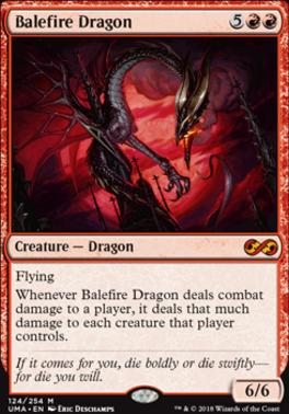 Ultimate Masters: Balefire Dragon