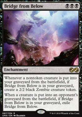 Ultimate Masters Foil: Bridge from Below
