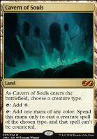 Ultimate Masters Foil: Cavern of Souls