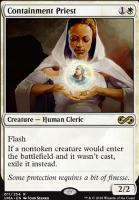 Ultimate Masters Foil: Containment Priest