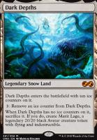 Ultimate Masters Foil: Dark Depths