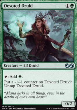 Ultimate Masters: Devoted Druid