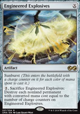 Ultimate Masters: Engineered Explosives