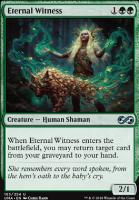 Ultimate Masters: Eternal Witness