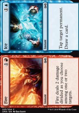 Ultimate Masters: Fire // Ice
