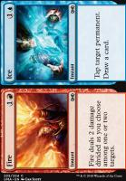 Ultimate Masters Foil: Fire // Ice