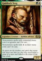 Ultimate Masters Foil: Gaddock Teeg