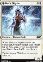 Ultimate Masters Foil: Heliod's Pilgrim