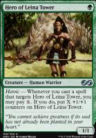 Ultimate Masters Foil: Hero of Leina Tower