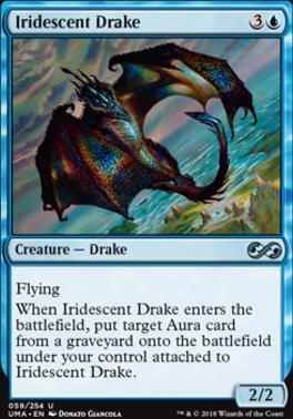 Ultimate Masters: Iridescent Drake