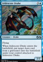 Ultimate Masters Foil: Iridescent Drake