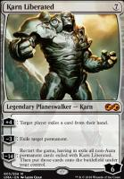 Ultimate Masters: Karn Liberated