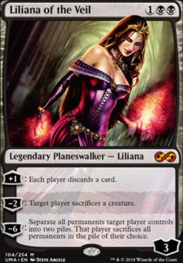 Ultimate Masters: Liliana of the Veil