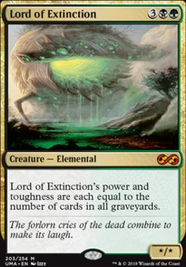 Ultimate Masters: Lord of Extinction