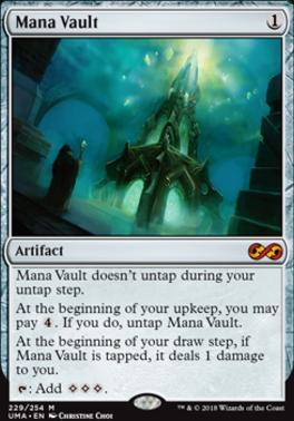 Ultimate Masters: Mana Vault
