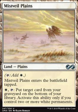 Ultimate Masters Foil: Mistveil Plains