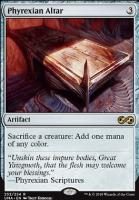 Ultimate Masters: Phyrexian Altar