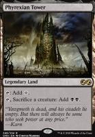 Ultimate Masters Foil: Phyrexian Tower