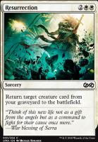 Ultimate Masters Foil: Resurrection