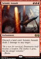Ultimate Masters Foil: Seismic Assault