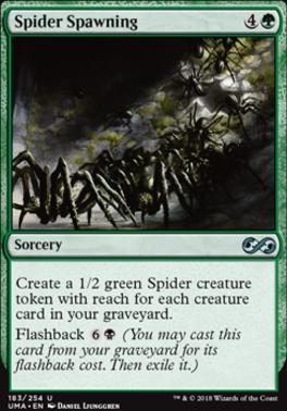 Ultimate Masters: Spider Spawning