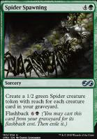 Ultimate Masters Foil: Spider Spawning