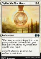 Ultimate Masters Foil: Sigil of the New Dawn