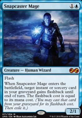 Ultimate Masters: Snapcaster Mage
