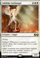 Ultimate Masters Foil: Sublime Archangel