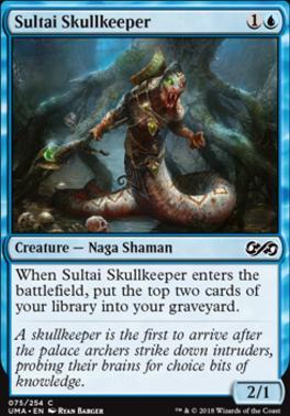 Ultimate Masters: Sultai Skullkeeper