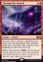 Ultimate Masters Foil: Through the Breach