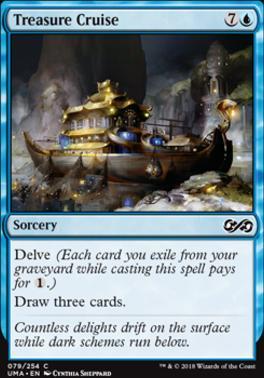 Ultimate Masters Foil: Treasure Cruise