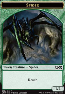 Ultimate Masters: Spider Token